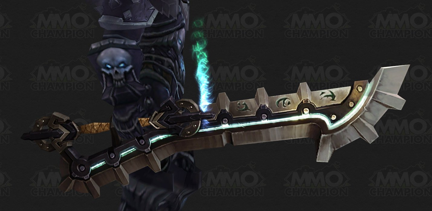 wow swords on back