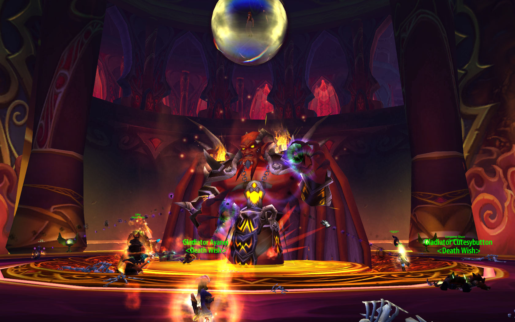 Kil Jaeden Full Loot Table
