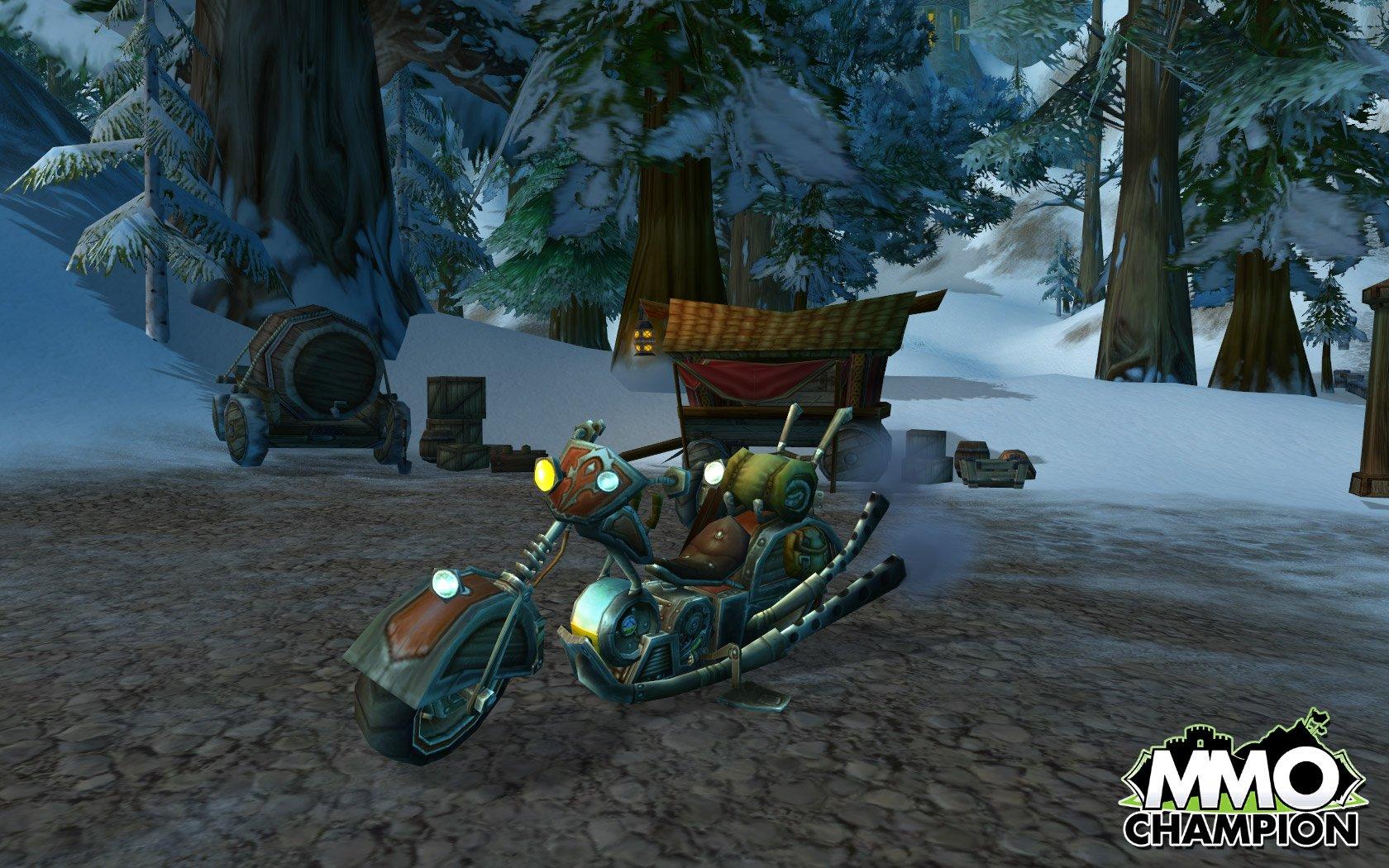 Mechano Hog Chopper Mechano Hog h