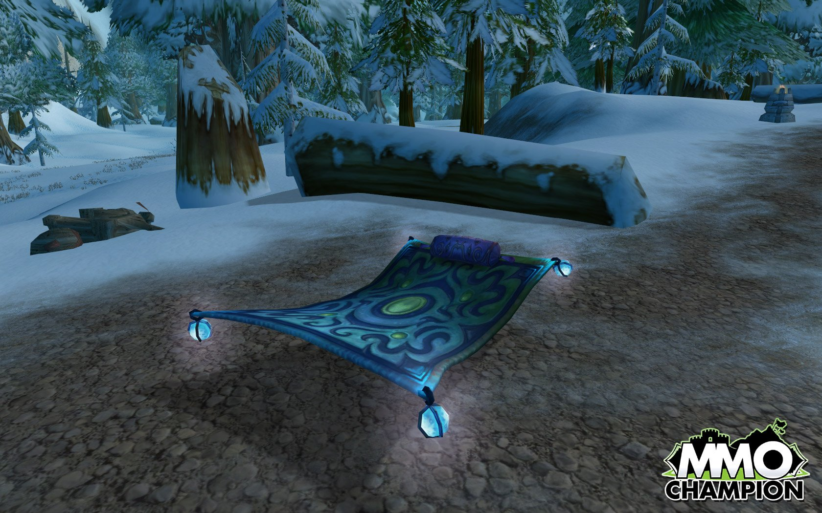 Swift Mooncloth Carpet Not In Game Item World Of