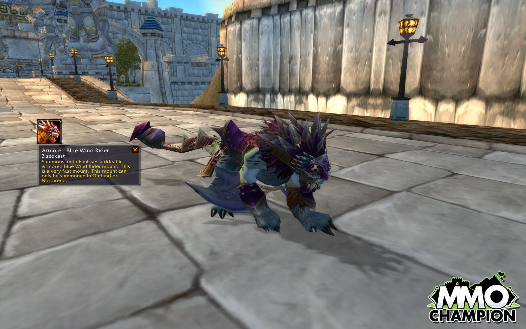 Wotlk Mounts Eye Of Eternity Update World Of Warcraft