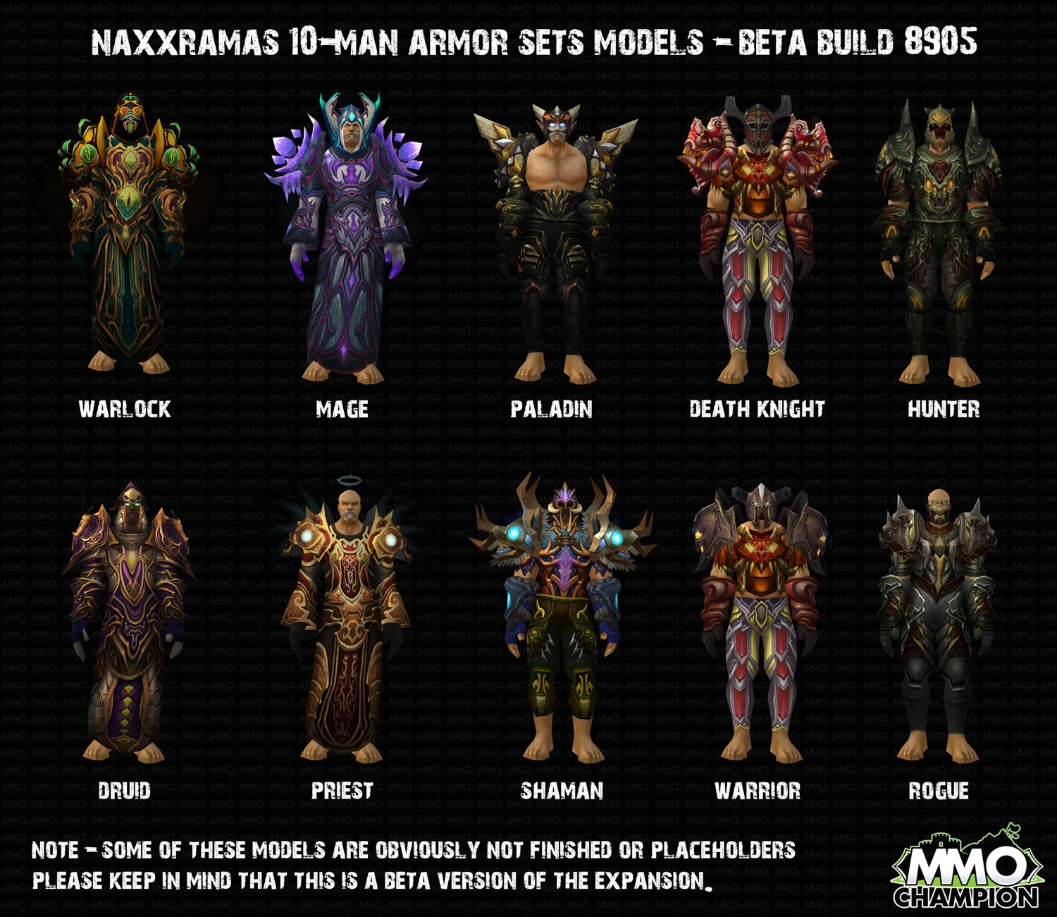 Nax 10man armor set