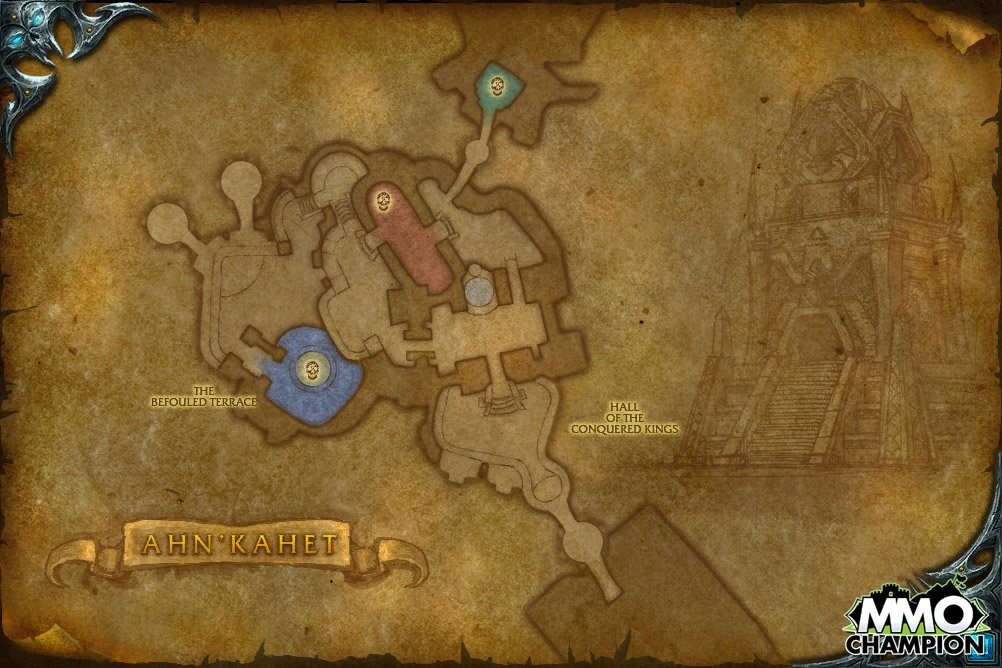 world of warcraft map kalimdor. Maps -- WoW Insider