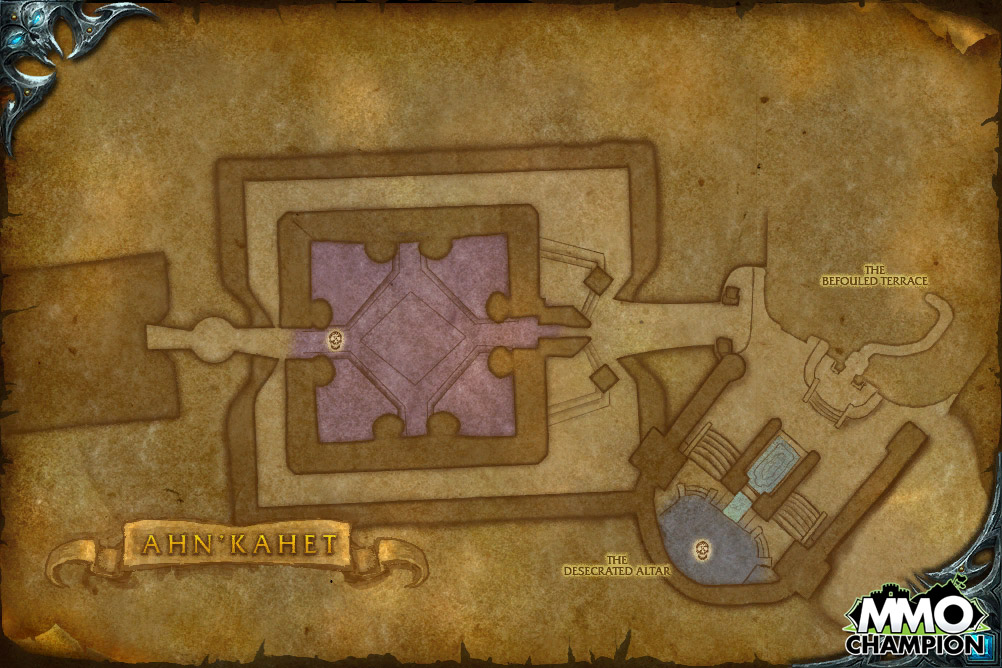 3 1 dungeon maps wow general wowhead forums for Floor 5 map swordburst 2