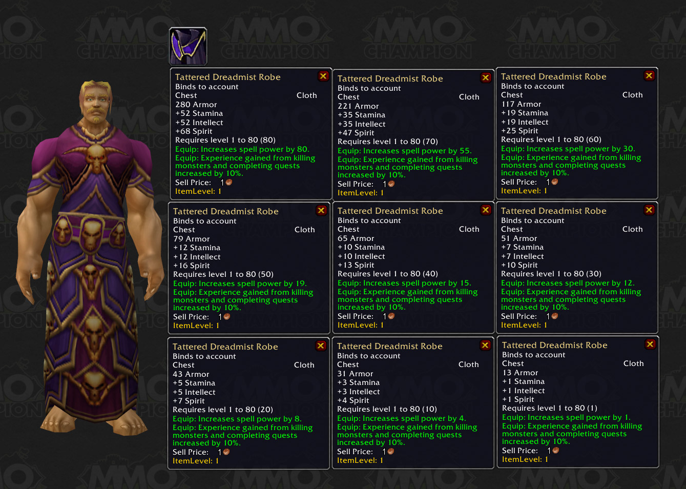 how to buy heirlooms in wow