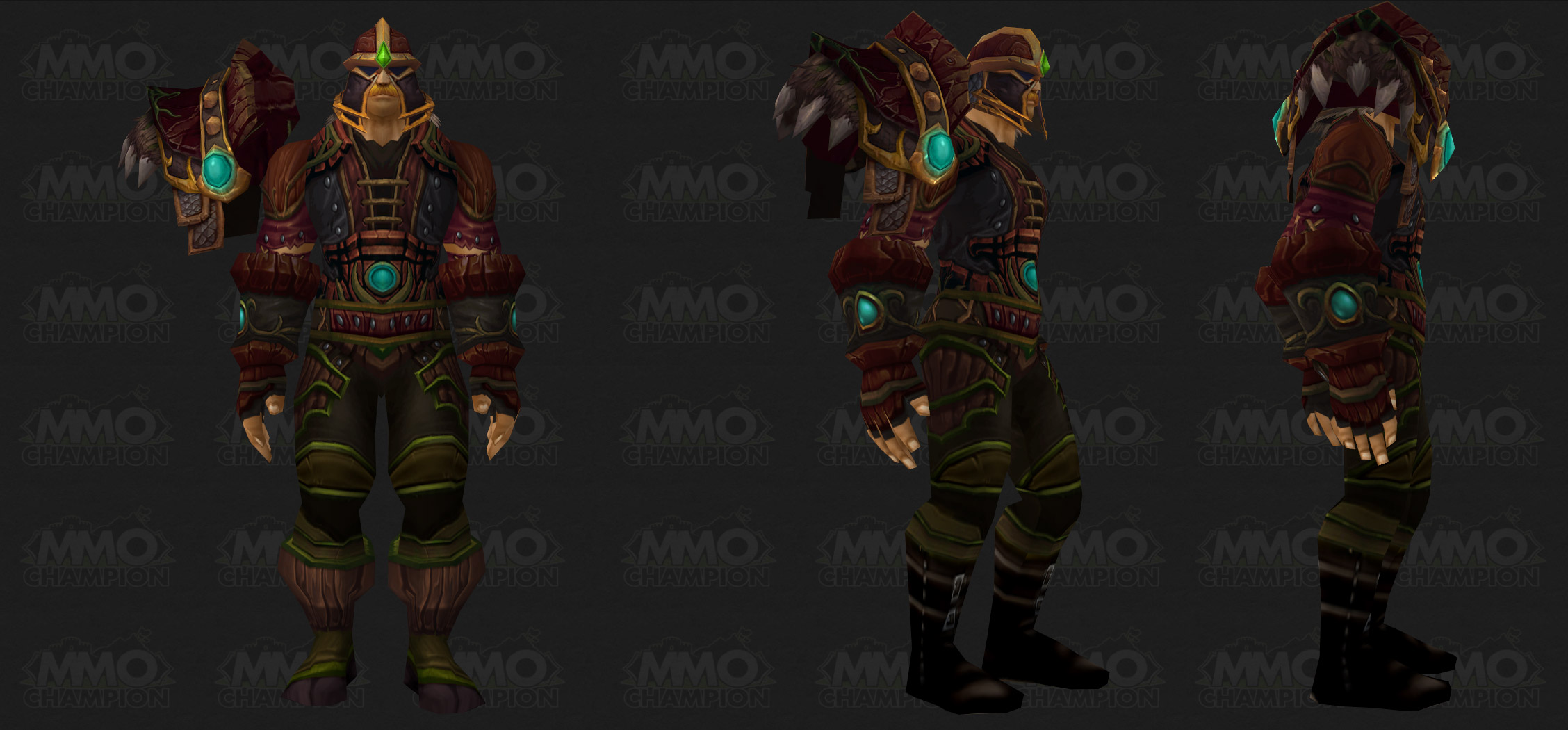 Beast Of Bloodscalp 06 28 09 Engineering Schematics Wow Jeeves Glimpse On Season 7 Feral Gear