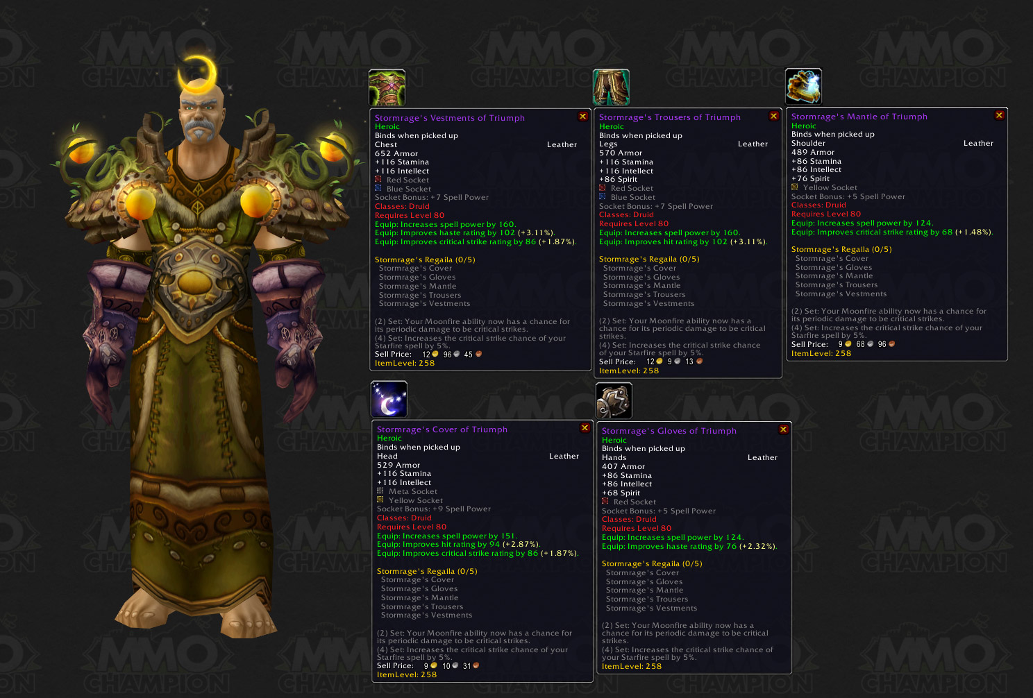 Tier 9 druid set stats if you havent already seen druid wowhead