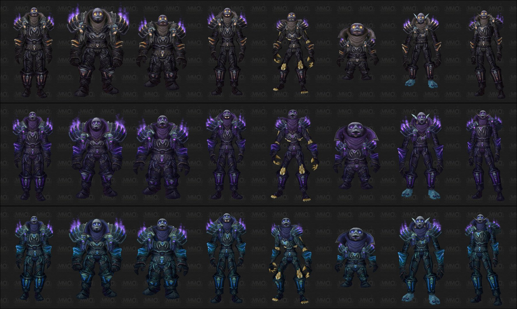 Project Lore: All Things World of Warcraft - Blog