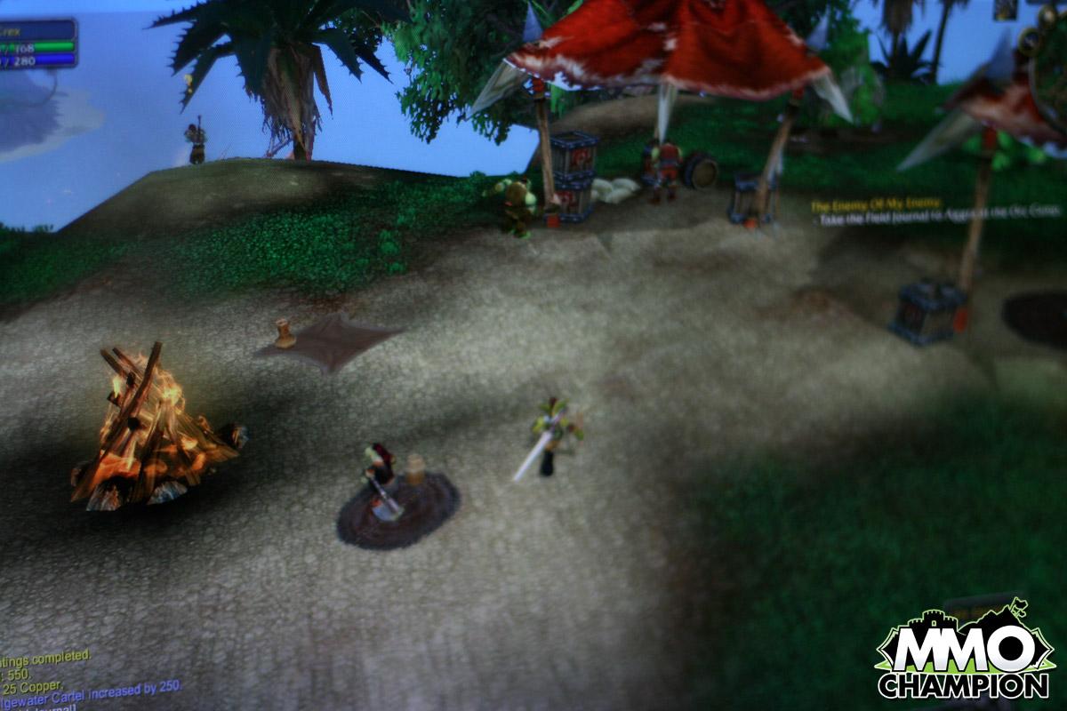 Трансформация Воргенов - геймплей, скриншоты (WoW Cataclysm - Dreamhack)