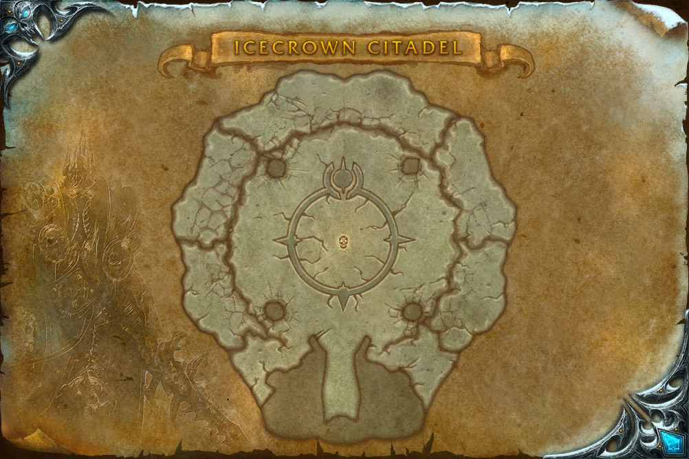 icecrown citadel how to get to