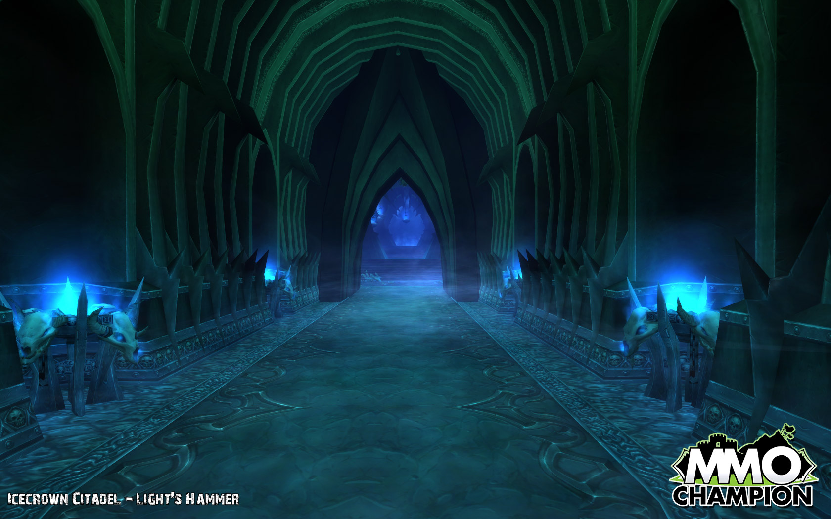 icecrown citadel how to get to lich king