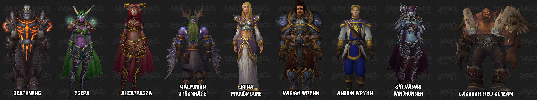 Гильдия Герои, World of Warcraft, Вечная Песня