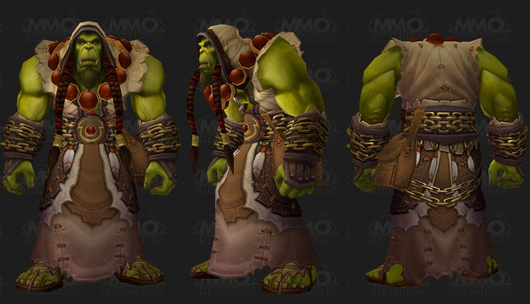 warcraft thrall wow - photo #18