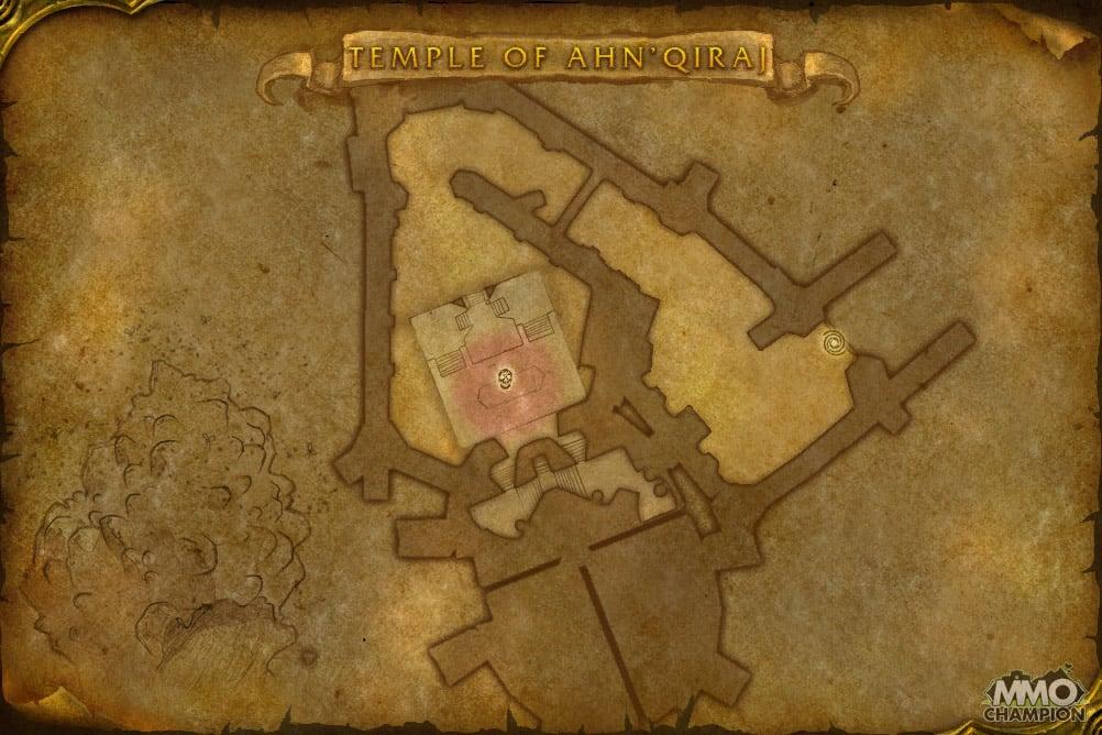 Где находиться храм анкираж