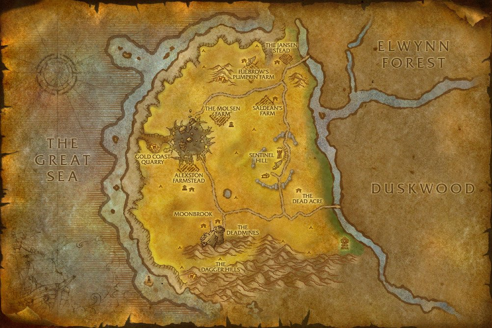 Cataclysm Maps Compilation Scrolls Of Lore Forums