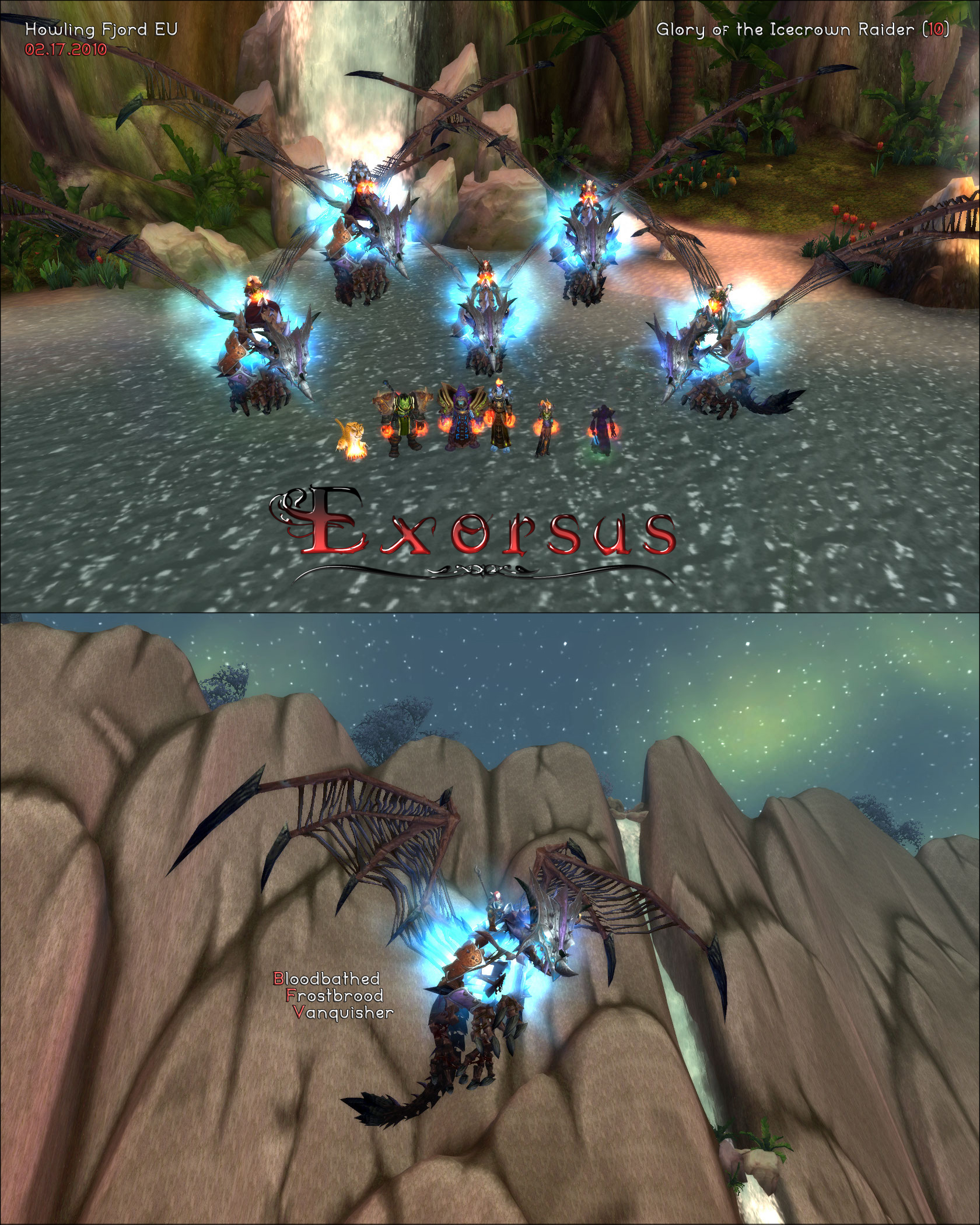 Glory of the Icecrown Raider (10 player) - Achievement - World of ...