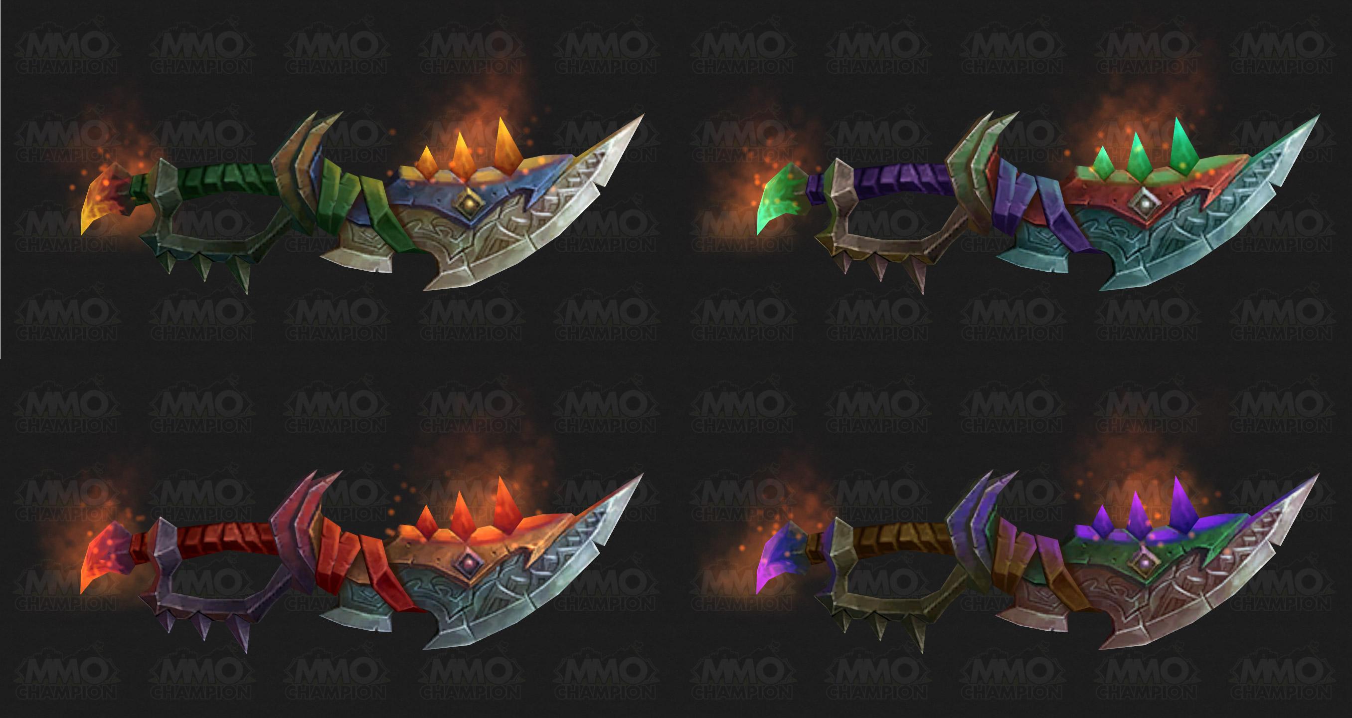 World of Warcraft trainieren Faustwaffe
