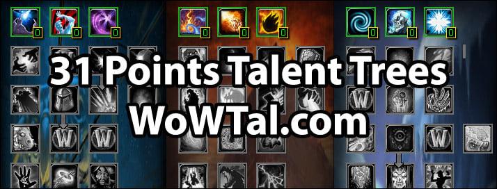 wow classic rogue talent tree