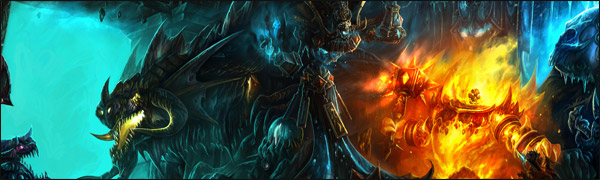Tapeta na pulpit - World of Warcraft