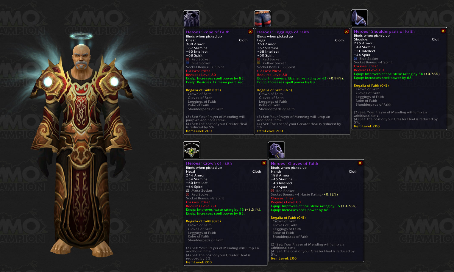 Breastplate of the Lost Conqueror - Item - World of